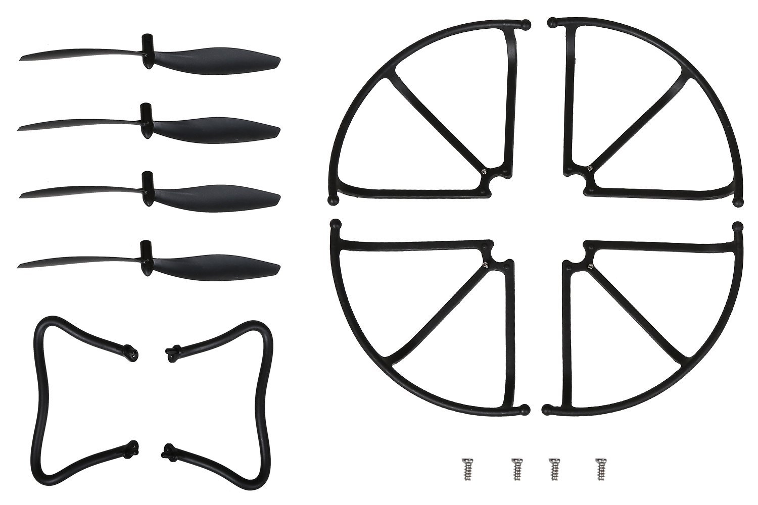 Holy Stone F181c Altitude Hold Version Spare Part Main