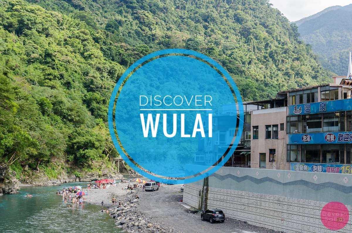 5 Things To Do In Wulai Taiwan Hot Springs Waterfall