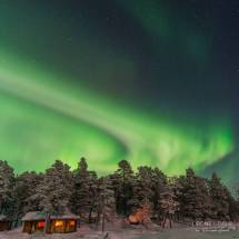 Places In Finland Northern Lights