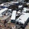 SkyRanger Assesses Damage on Saint Maarten