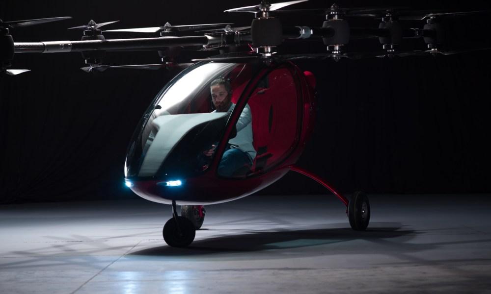 Passenger Drone   Astro Aerospace