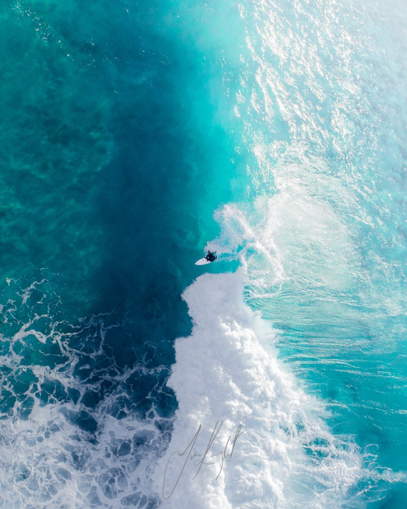 Jim Knight Surfer - Aerial Photographer