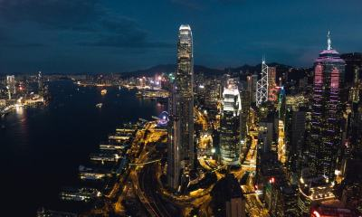 HK Nights by Derry Ainsworth