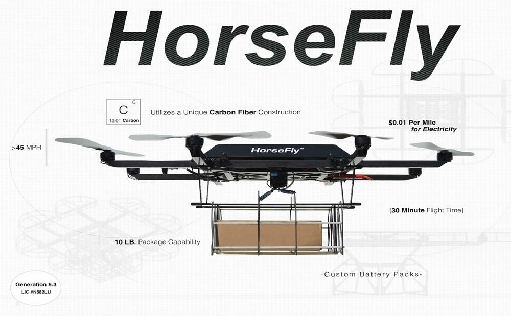 Workhorse HorseFly