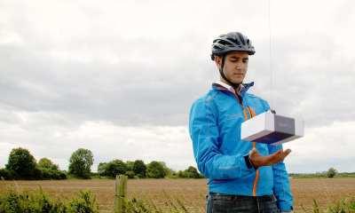 Delivair Drone Delivery Cambridge Consultants