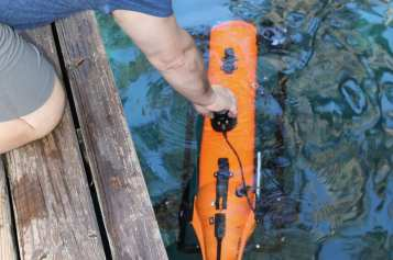 Aquabotix Develops Hybrid Smart Seek And Survey Drone