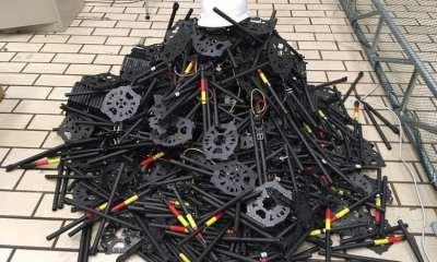 Nanyang University Fatality Risk Drone Study