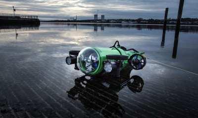 Aquabotix ROV