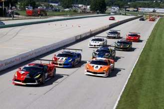 Ferrari Challenge North America Series.