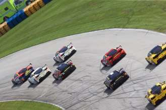 Ferrari Challenge North America Series.