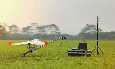 Aeroterrascan Ai450 Drone