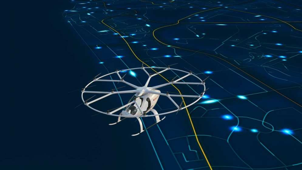 Volocopter Technology
