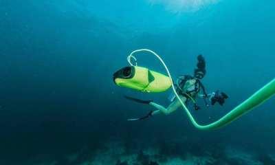 Qysea Fifish P3 Underwater Drone