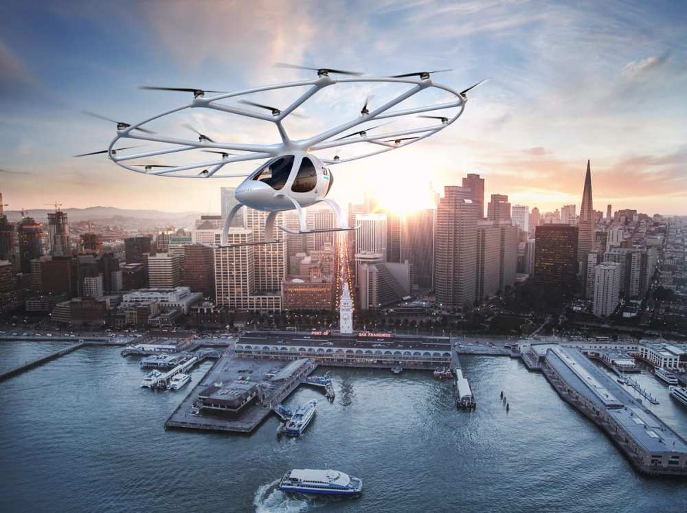 Volocopter - Outbound