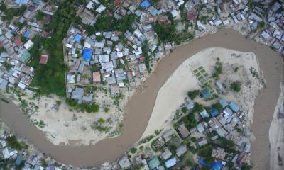 Werobotics Capture Floods in Tanzania by Drone