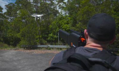 DroneShield Grounding Drone