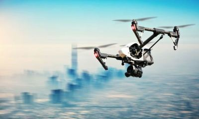 Drone Airspace Safety