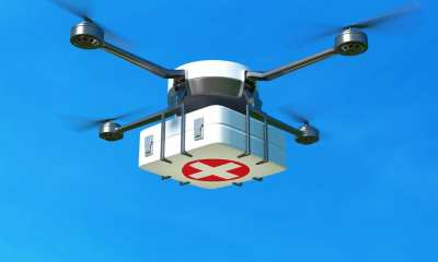 Medical Drone Delivery