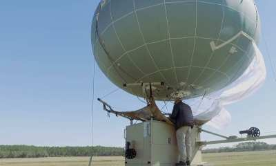 Drone Aviation's WASP Tactical Aerostat