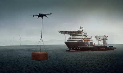 Norut Heavy Duty Drones