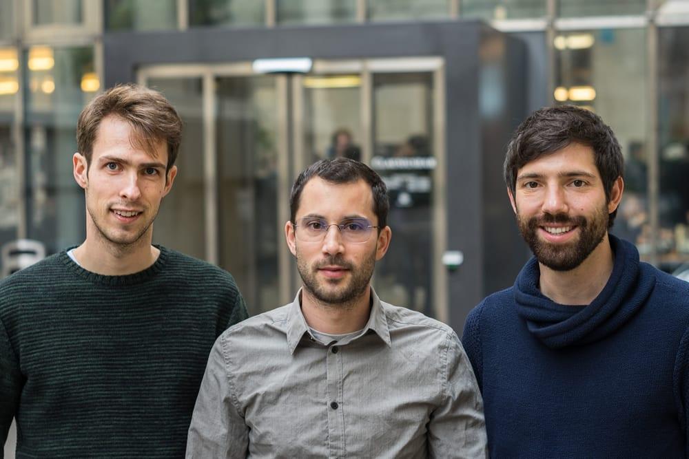 Wingtra-Founder-Group-Photo-Maximilian-Boosfeld-Basil-Weibel-Elias-Kleimann-from-left