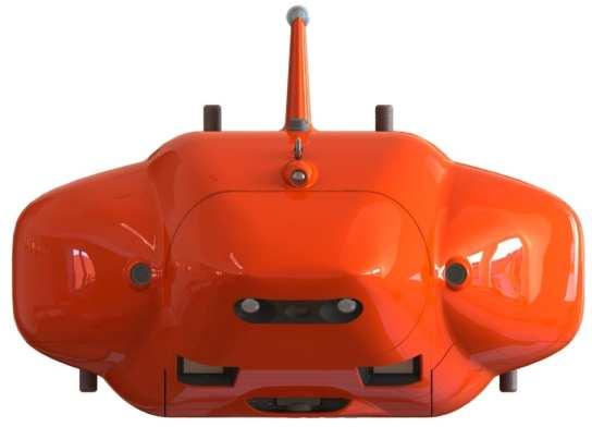 The HMI Aquanaut in Excursion mode | HMI