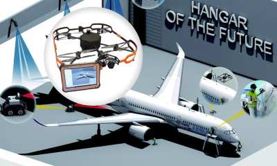 Airbus' Advanced Inspection Drone