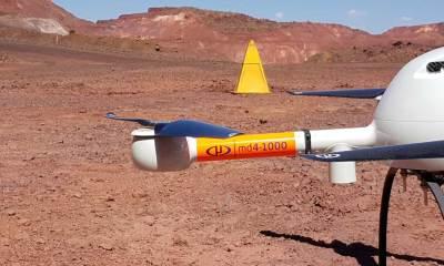 Microdrones in Australia