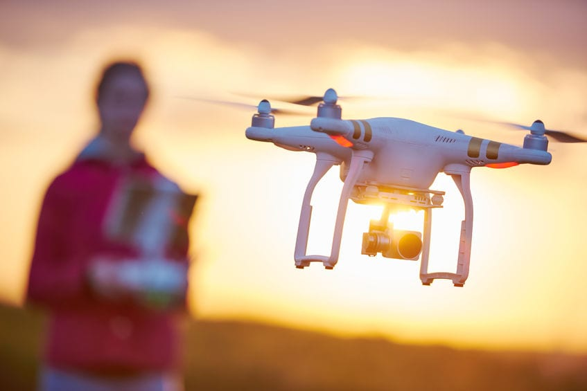 DJI Defends Drone Data Privacy and Looks to Build Drones in USA