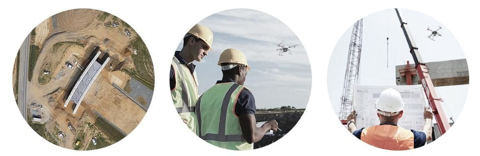 Microdrones' solutions can be used for surveying, mining and construction | Microdrones