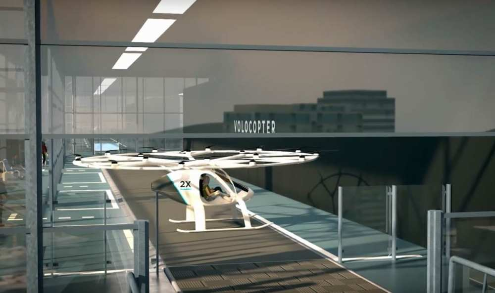 Source: Volocopter/Youtube