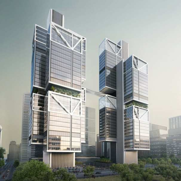 DJI's new HQ in Shenzhen