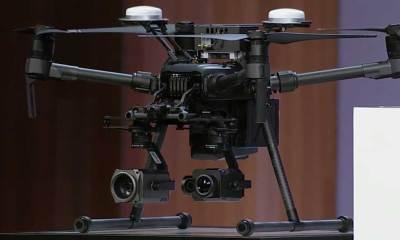 An Azure IoT Edge enabled DJI Matrice 210 RTK drone | Youtube