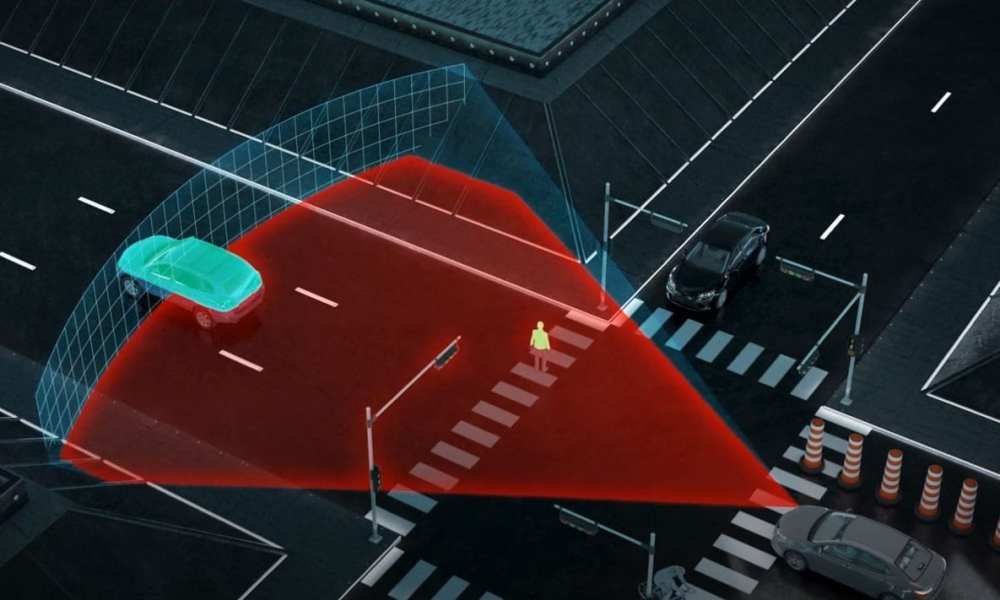 LeddarTech's solid state LiDAR technology are built into 3D Flash units build a 3D matrix | LeddarTech/Youtube