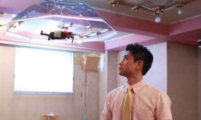 Asahi Drone Umbrella