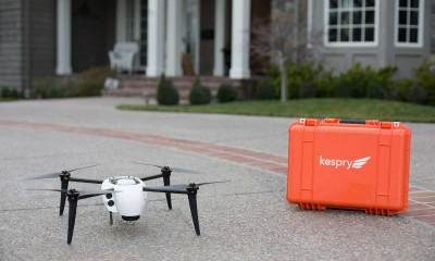 Kespry Drone Roof Inspections