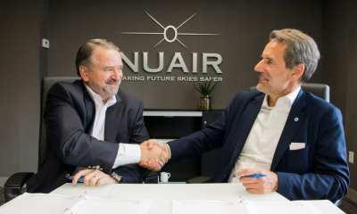 NUAIR and Unifly Agreement