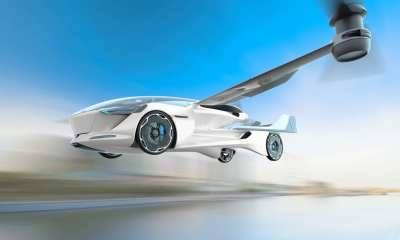 Aeromobil announced earlier this year the extension of their VTOL car/plane product range | Aeromobil