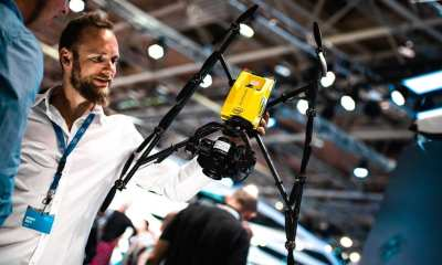 Intel's Falcon 8+ is the benchmark for commercial drones | Intel
