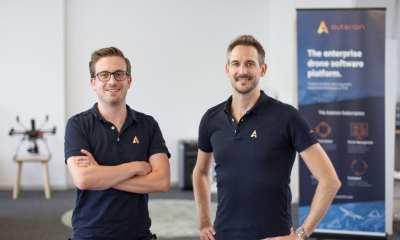 Auterion Founders - Kevin & Lorenz