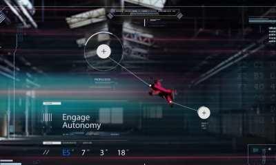 Lockheed Martin AlphaPilot AI Drone Innovation Challenge