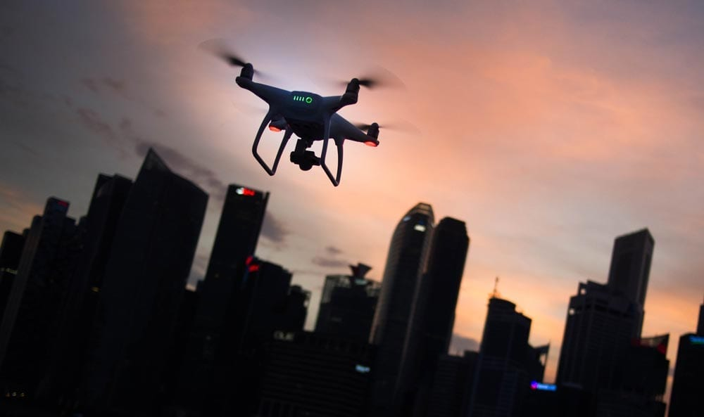 Drone Use in Populated Areas, Without New Safeguards, Poses Significant Cyber and Privacy Challenges