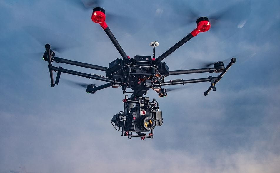 Matrice 600 (M600) is DJI's new flying platform designed for professional aerial photography and industrial applications