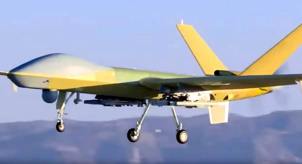 China and Pakistan to Jointly Produce 48 Wing Loong II Drones