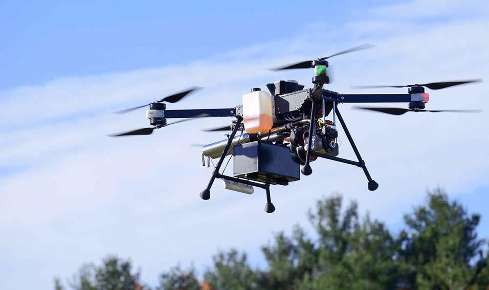 Top Flight drone