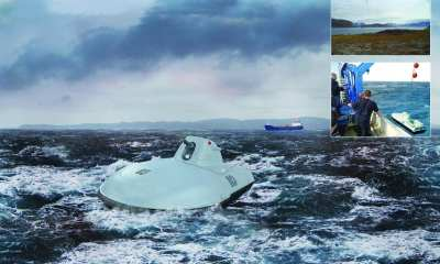UAVOS Inc. Unmanned Surface Vehicle (USV)