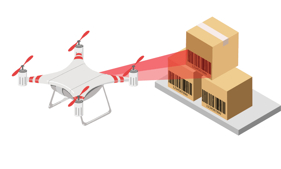 Warehouse Automation with Drones – FlytBase
