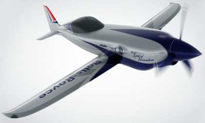 ACCEL is partly funded by the UK government and involves a host of partners including electric motor and controller manufacturer YASA and the aviation start-up Electroflight.