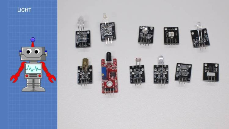 37 Sensors - Light