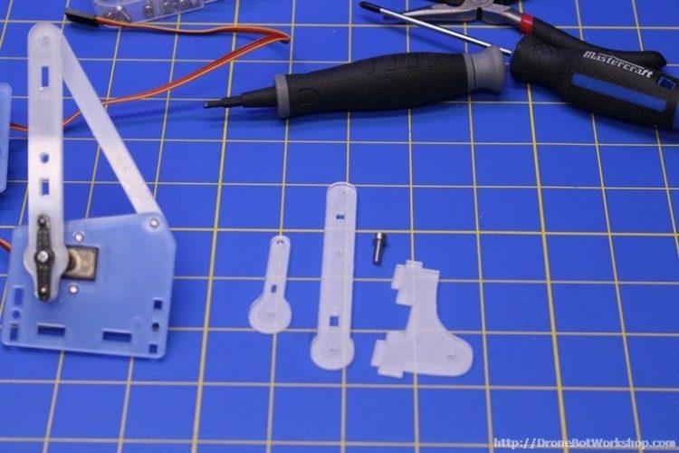 MeArm Step 23 Parts